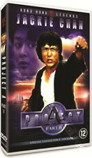 Project A 2 NEW PAL Cult DVD Jackie Chan Jackie Chan