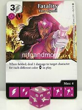 DC dice Masters - #043 Fatality yrra cynril-era of Light