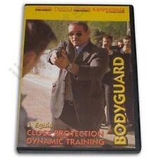 Bodyguard Close Protection Dynamic Training Eguia Dvd tricks mistakes security