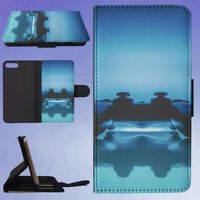 REFLECTION PLAYSTATION PAD GAMING FLIP WALLET CASE FOR APPLE IPHONE PHONES