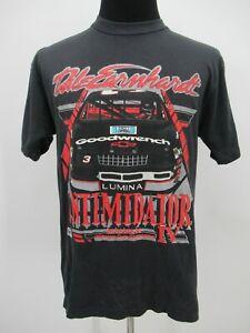 P4399 VTG Dale Earnhardt 3 Goodwrench Intimidator 91 Tour NASCAR Racer T-Shirt L