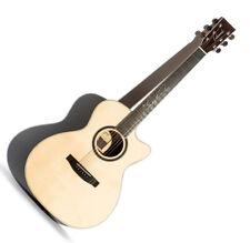 "Lakewood Sungha Jung Signature Grand Concert  Spruce Top 25.6"" Acoustic Guitar"