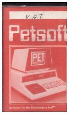 V.A.T. for Commodore PET from Petsoft