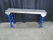 """Roller Conveyor 12"""" x 62"""" x 32.5"""" High ( Used and Tested )"""