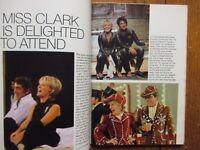 Nov. 15, 1969 TV Guide Magazi(PETULA CLARK/ARTE JOHNSON/DAN DAILY/VINCE EDWARDS)