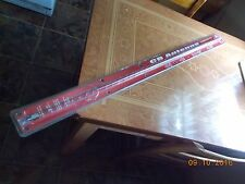 New Barjan 1000 Watt 3' Cb Antenna 300-62310, red, no hardware or Cable