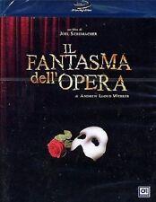 Blu Ray IL FANTASMA DELL'OPERA - (2004) *** Contenuti Extra ***......NUOVO