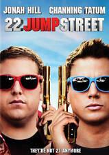 22 Jump Street (DVD, 2014)