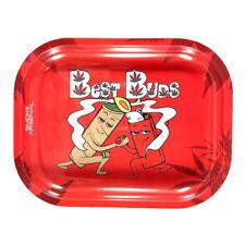 "Smoke Arsenal Premium Rolling Tray ""Best Buds"" 7""x5.5"""