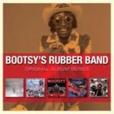 Bootsy's Rubber Band - Original Album Series 5 CD Set 2009 Warner