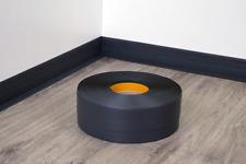 PVC Skirting Board 70x20mm Strip Floor Wall 1m 25m Flexible