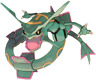 Ultra Pokemon Sun and Moon V-Create Rayquaza Event 6IV-EV Trained