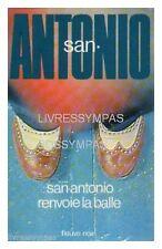 SAN ANTONIO  78  T4 RENVOIE LA BALLE 1977 TBE
