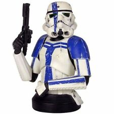 STAR WARS THE FORCE UNLEASHED STORMTROOPER COMMANDER MINI BUST Gentle Giant