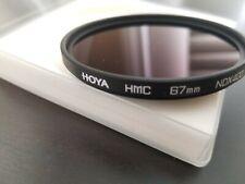 Hoya 67mm ND400 HMC Multi-Coated Filter