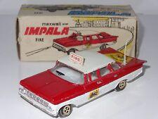 (S) Milton Maxwell Chevrolet Impala India Servizio ANTINCENDIO - 560 in Scatola