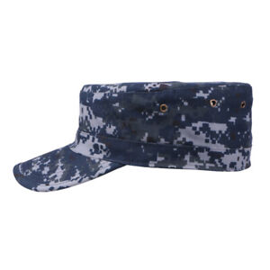 Mens Military Hat Army Ranger RipStop Patrol Fatigue Cap Combat Camouflage Hats