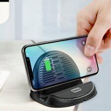 Baseus cargador rápido Wireless Charger con ventilador para iPhone XS Max XR XS 8+