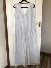 ASOS Fashion Union Striped Jumpsuit 12