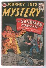 Journey into Mystery #70 (Jack Kirby) Silver Age-Atlas Comics VG  {Generations}