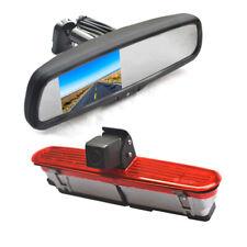 Reverse Camera & Mirror Monitor for Fiat Doblo/Opel Combo/Vauxhall Combo