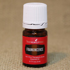 Young Living FRANKINCENSE 5 mL Essential Oil NEW Unopened SHIPS 24 hr DEPRESSION