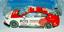 Scalextric C3863 BTCC MG6 2016 No.66 Josh Cook. Triple 8 Racing. VGC