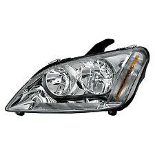 Headlight fits: Ford C-MAX '03-> Left | HELLA 1LE 270 600-191