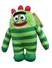 Yo Gabba Gabba BROBEE 7 Inch Plush Stuffed Animal Fgiure  ~ NEW ~ FREE US SHIP