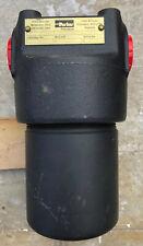Parker Hydraulic, High Pressure Filter Housing