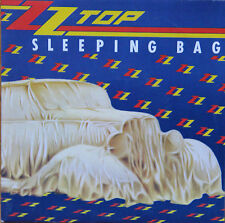 """SP ZZ Top  """"Sleeping bag"""" - RARE french cover"""