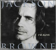 Jackson Browne I'm Alive CD Single Includes Late For The Sky Pretender