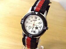 Carvel Boy's/Girl's Nylon Strap Watch