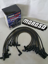 Moroso 8mm Spark Plug Wires Ford 5.0L F-150 F-250 Bronco Mustang 9189M