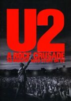 U2: A Rock Crusade - An Unauthorized Story on U2 (2009, DVD New)