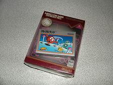 CLU CLU LAND Famicom Mini import Japon