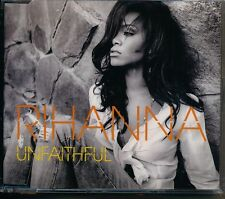 Unfaithful - Rihanna cd single as pictured