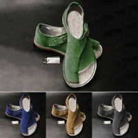 Women Platform Sandal Shoes Bunion Corrector Anti-slip Anti sweat