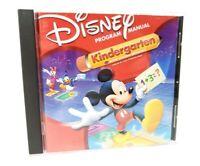 Disney's Mickey Mouse Kindergarten - Ages 4-9 - (Windows/Mac, 2000)