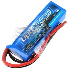 Optipower Ultra 50C Lipo Cell Battery 2150mAh 3S 50C Muliti-buy Discount !!!