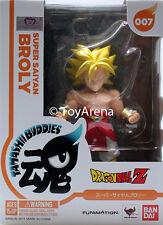 Tamashii Buddies 007 Super Saiyan Broly Dragon Ball Z Action Figure IN STOCK US
