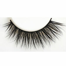 100% Luxury 3D Mink Style Eyelashes - Cruelty Free High Quality Party Miami Lash