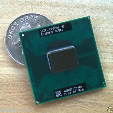 Intel Core 2 Duo T9400 2.53 GHz 1066MHz Dual-Core Processor Socket P Mobile CPU