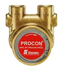 "Procon Pump Model 114A330F11XX Brass 1/2"" NPT Ports Carbonator 330 GPH New"