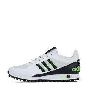 adidas Originals Men's LA Trainer II 2 Trainers Shoes White Black