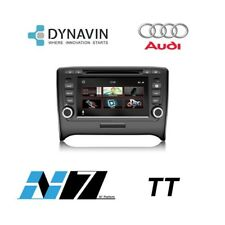 Dynavin N7-TT for Audi TT (2006-2014) Sat/Nav, Bluetooth, DVD, CD, USB, FM