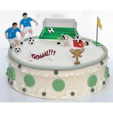 Fútbol tarjeta de Tarta Decoración Soporte UPS Fiesta Cumpleaños Infantil