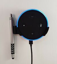 Echo DOT wall bracket and Pen Holder : Black