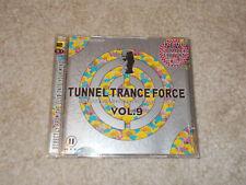 2 CD: Tunnel Trance Force Vol. 9 (1999) Dance, Trance, Techno, Sampler