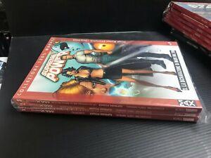 V32 SUPREME POWER 100% Marvel serie da 1 a 3 Max comics